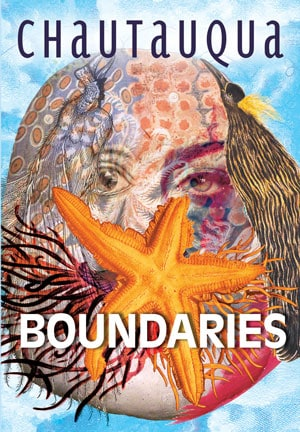 CHQJournal Boundaries Front Cover