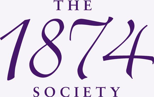 1874 Society logo