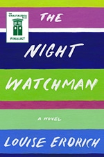 The Night Watchman by Louise Erdrich bookcover
